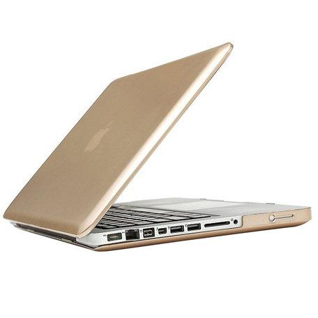 MacBook Pro 15 inch cover - Goud