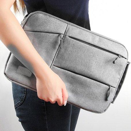 JOYROON 13 inch sleeve - grijs
