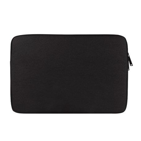 15 inch sleeve - zwart