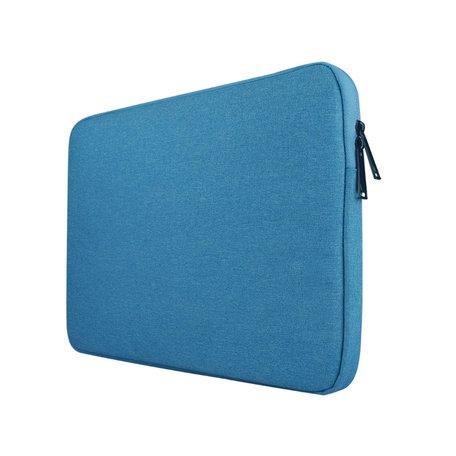 15 inch sleeve - blauw