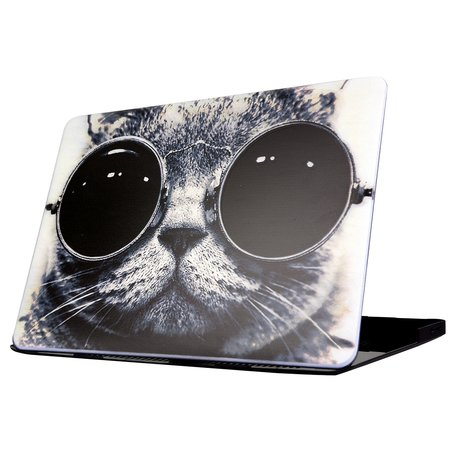 MacBook Air 13 inch case - Cool cat
