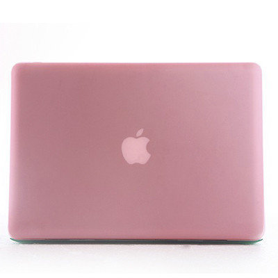MacBook Air 13 inch cover - Roze