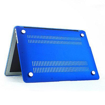 MacBook Air 13 inch cover - Blauw
