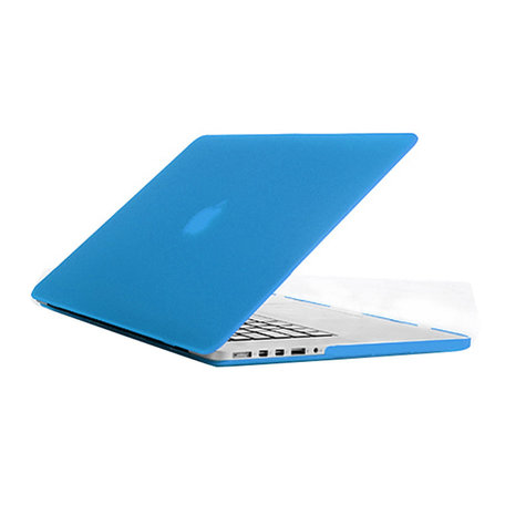 MacBook Air 13 inch cover - Baby blauw