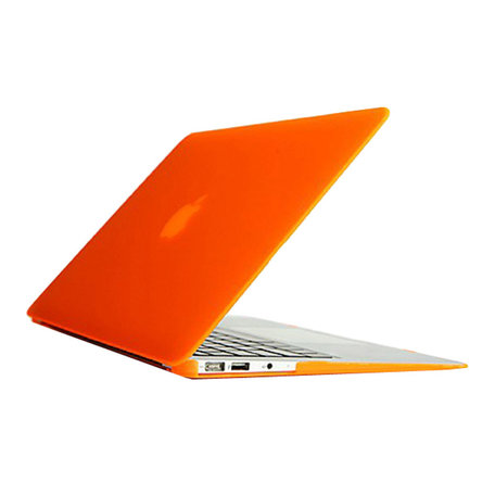 MacBook Air 13 inch cover - Oranje