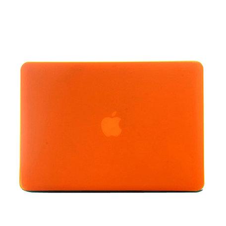MacBook Air 13 inch cover - Oranje