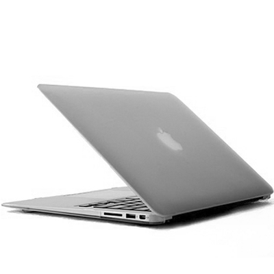 MacBook Air 13 inch cover - Transparant (clear)