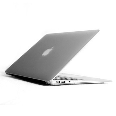 MacBook Air 13 inch cover - Transparant (mat)