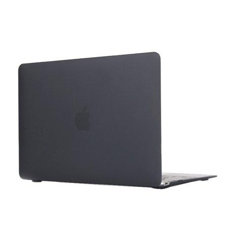 MacBook 12 inch case - Zwart