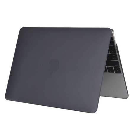 MacBook 12 inch case - Zwart