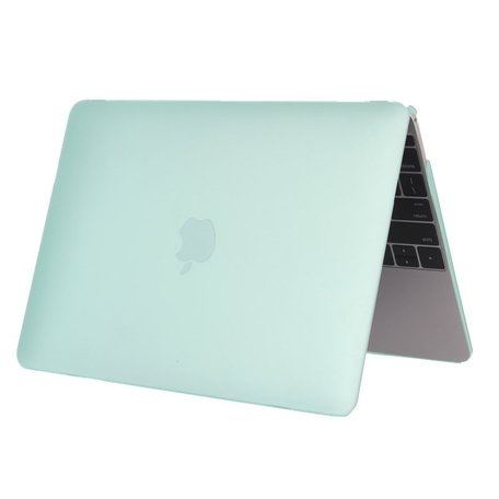 MacBook 12 inch case - Groen