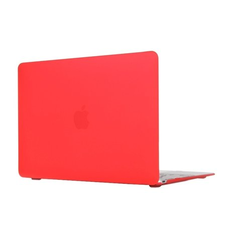 MacBook 12 inch case - Rood