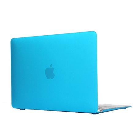 MacBook 12 inch case - Baby blauw