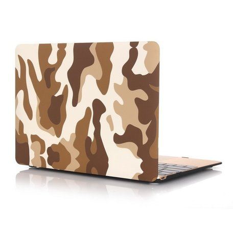 MacBook 12 inch case - Camouflage -  Bruin