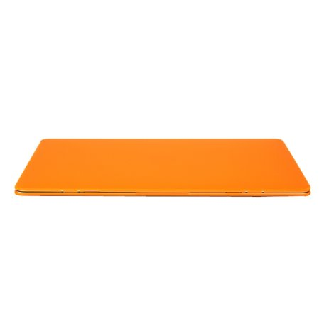 MacBook 12 inch case - Oranje