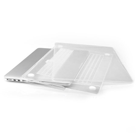 MacBook Pro Retina 13 inch cover - Transparant (clear)