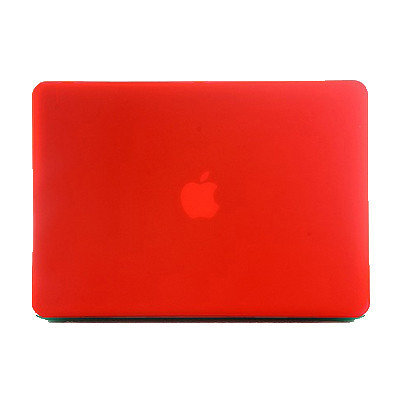 MacBook Pro Retina 13 inch cover - Rood