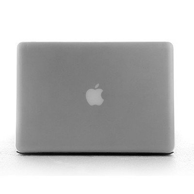 MacBook Pro Retina 15 inch cover - Transparant (mat)