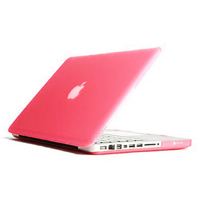 MacBook Pro Retina 15 inch cover - Roze