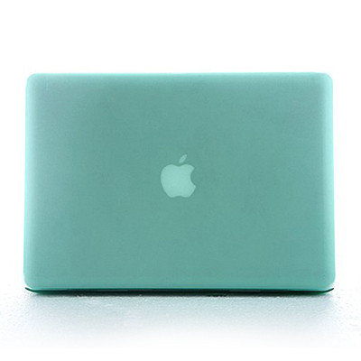 MacBook Pro Retina 15 inch cover - Groen