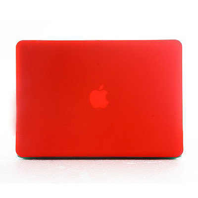 MacBook Pro Retina 15 inch cover - Rood