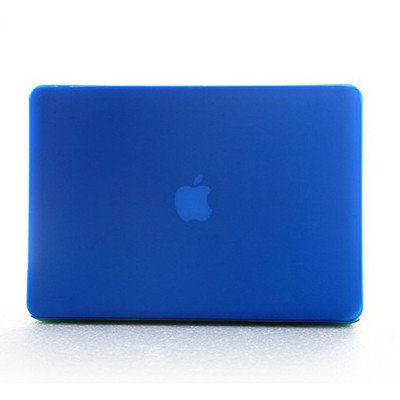 MacBook Pro Retina 15 inch cover - Blauw