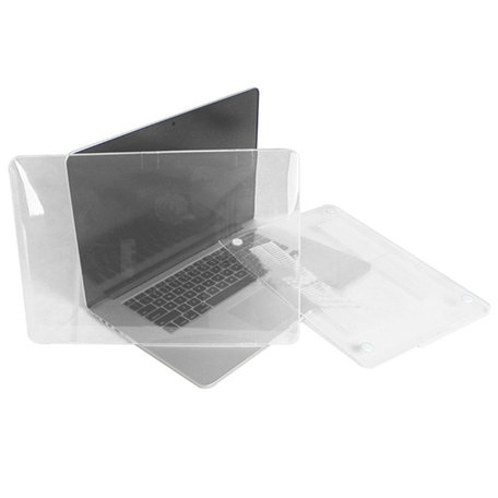 MacBook Pro Retina 15 inch cover - Transparant (clear)
