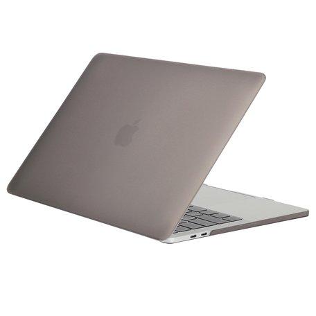 MacBook Pro retina touchbar 13 inch case - grijs