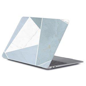 MacBook Air 13 inch - Touch id versie - Grijs abstract (2018, 2019 & 2020)