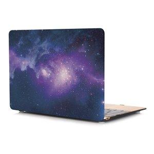 MacBook Air 13 inch - Touch id versie - Purple stars (2018, 2019 & 2020)