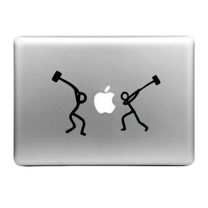 macbookstickerhamerpoppetjes