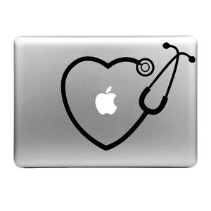 macbookstickerhartje