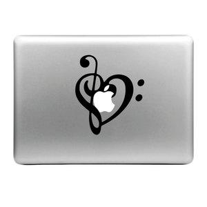 macbookstickerartheart
