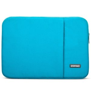 POFOKO 13.3 inch sleeve - Baby blauw