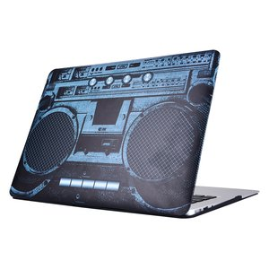 MacBook Air 13 inch cover - Tape recorder (A1369 / A1466)